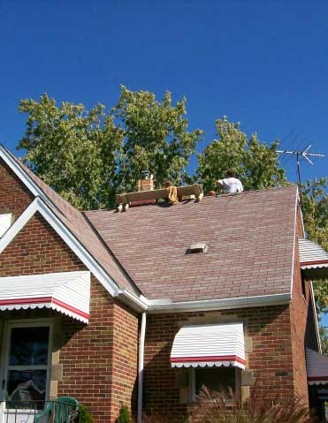 roofing contractor cleveland ohio